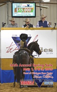 2015 Spring Sale Cover Photo by Ramona Martin